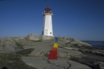 Peggys Cove Light House